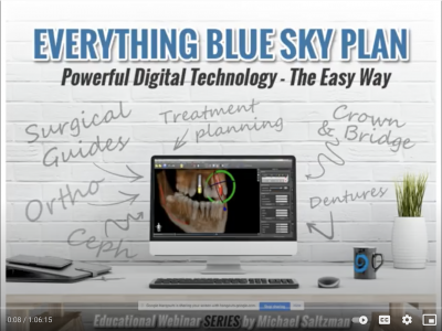 Introduction to Guided Surgery (Everything Blue Sky Plan – Part 1)